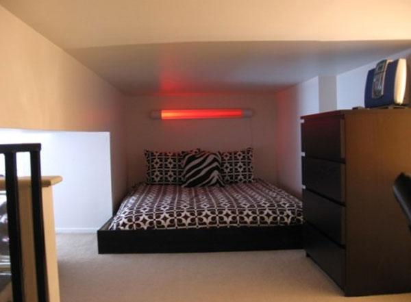 Amazing Bedrooms Lighting Effects with Smart Bedroom ...