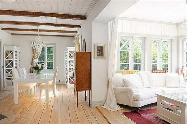 The Elegance Of Scandinavian Country Style Interior Design