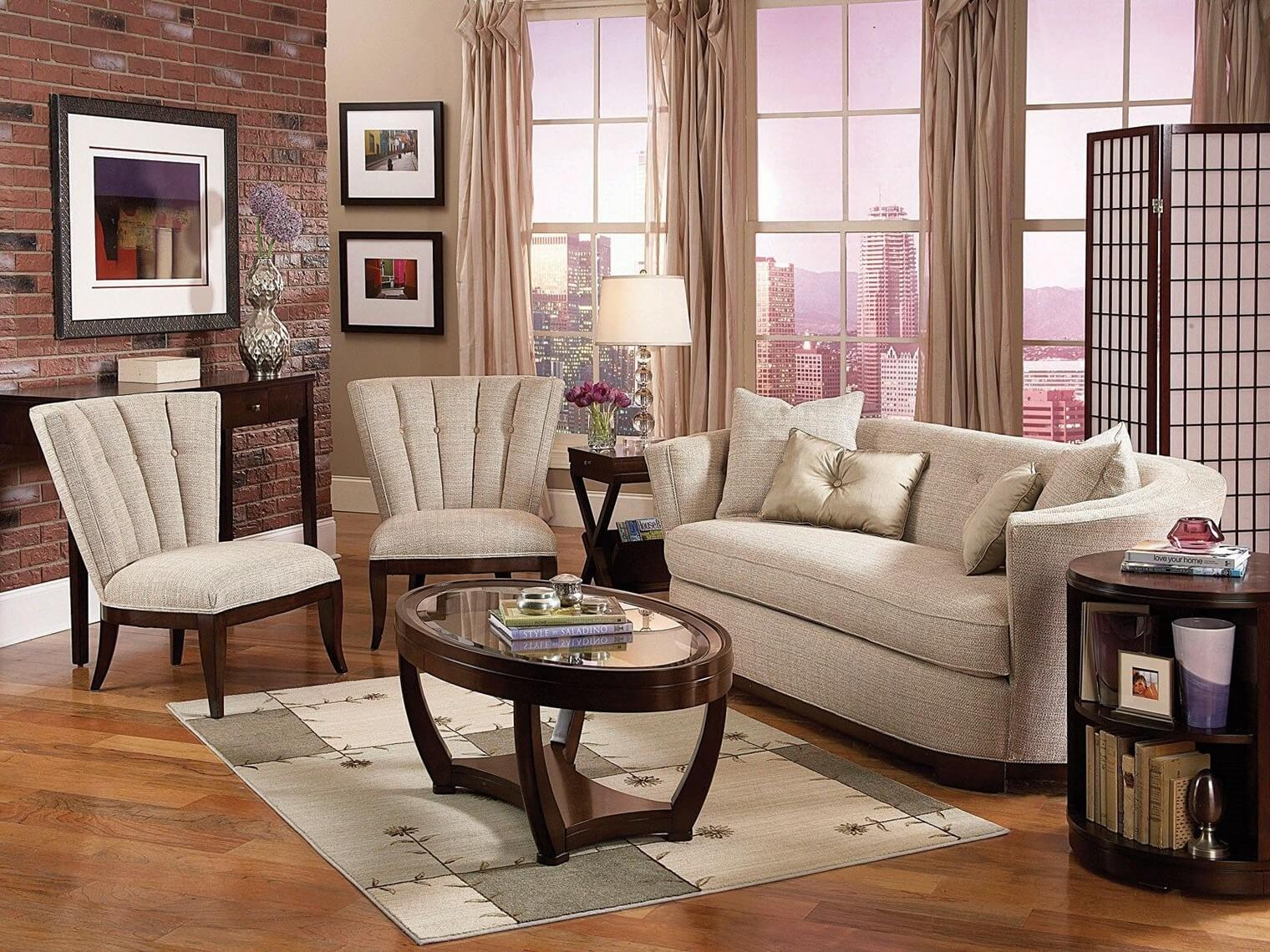 124+ Great Living Room Ideas and Designs - Photo Gallery ... on Comfortable Living  id=25376