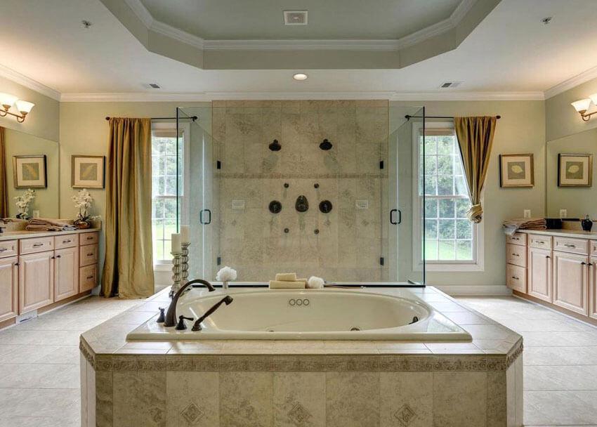 21 Travertine Shower Ideas Bathroom Designs