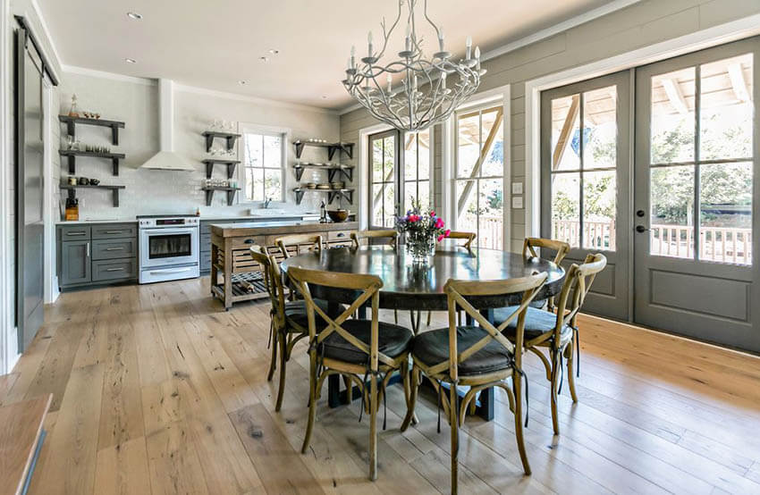 Shiplap Dining Room Ideas