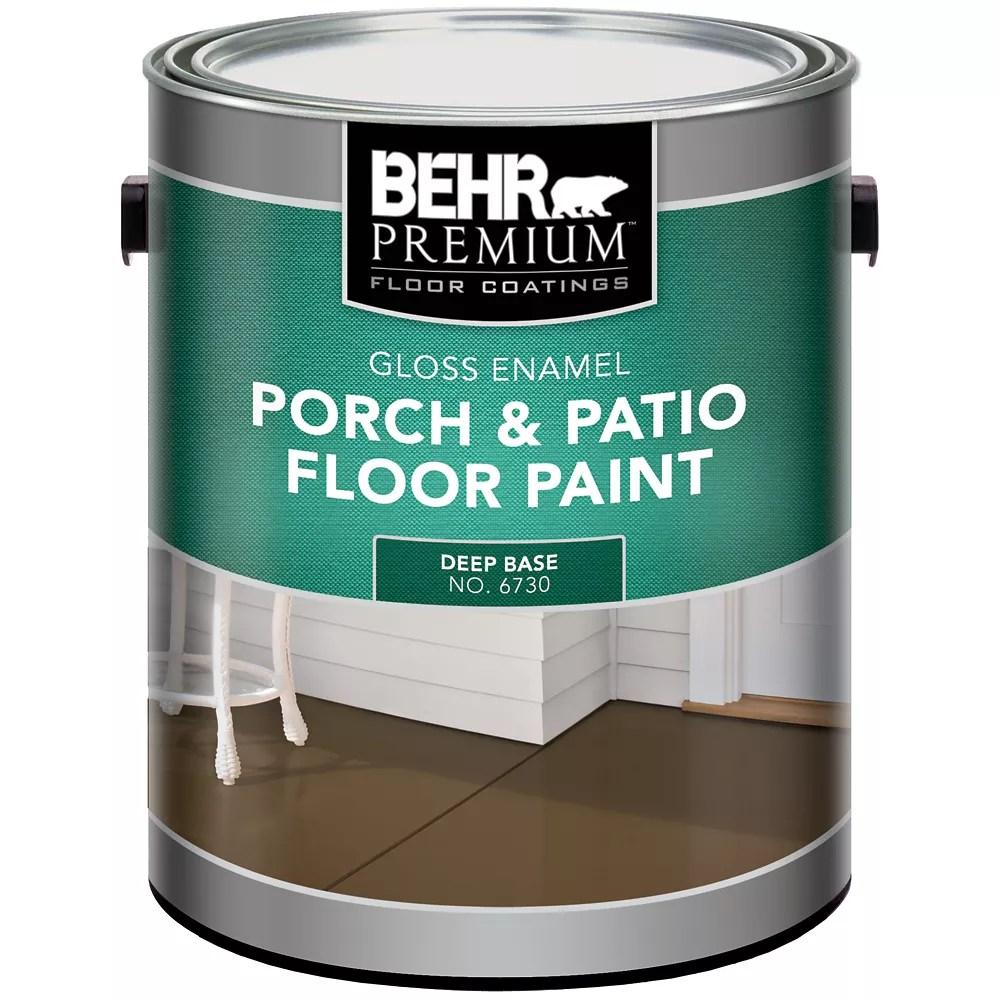 floor coatings interior exterior porch patio floor paint gloss enamel deep base 3 43 l