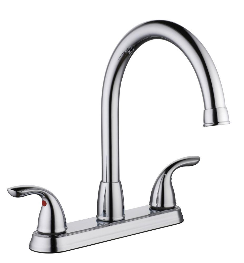 3000 series hi arc kitchen faucet in chrome