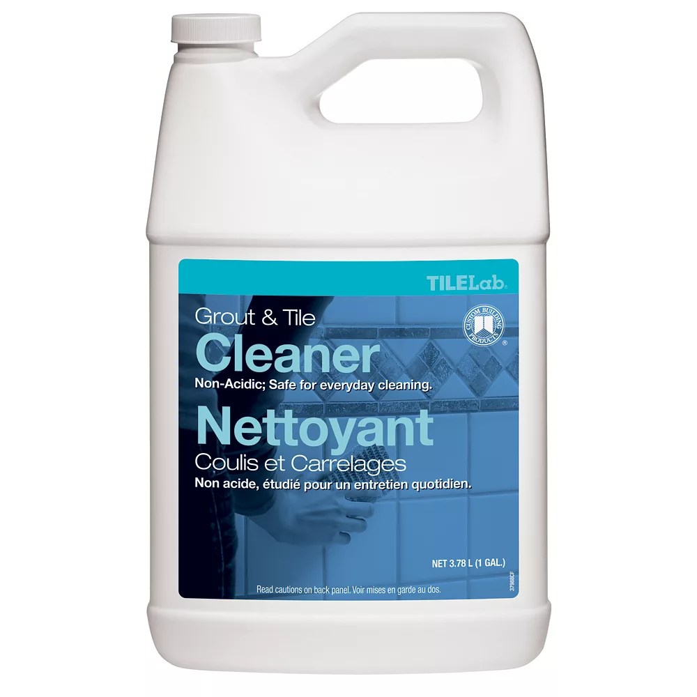 tilelab grout tile cleaner gallon