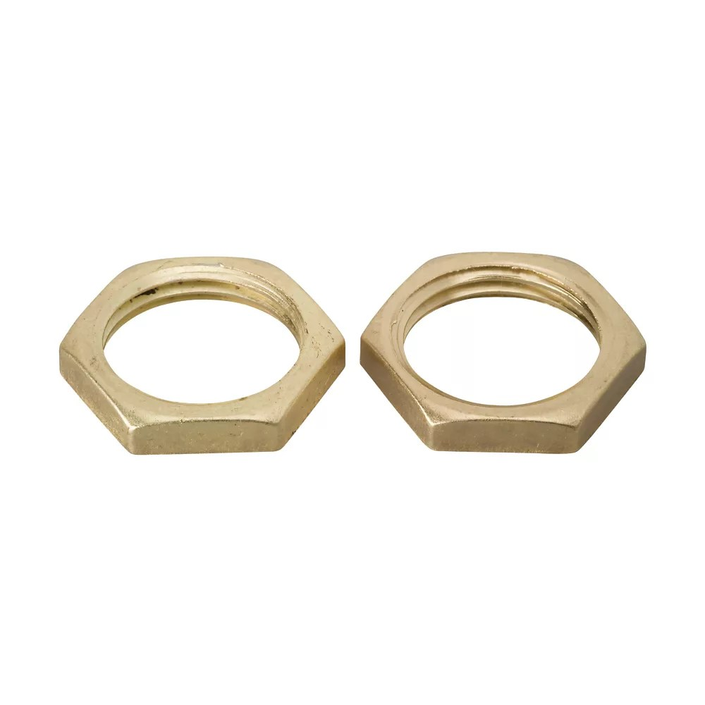 brass faucet lock nut