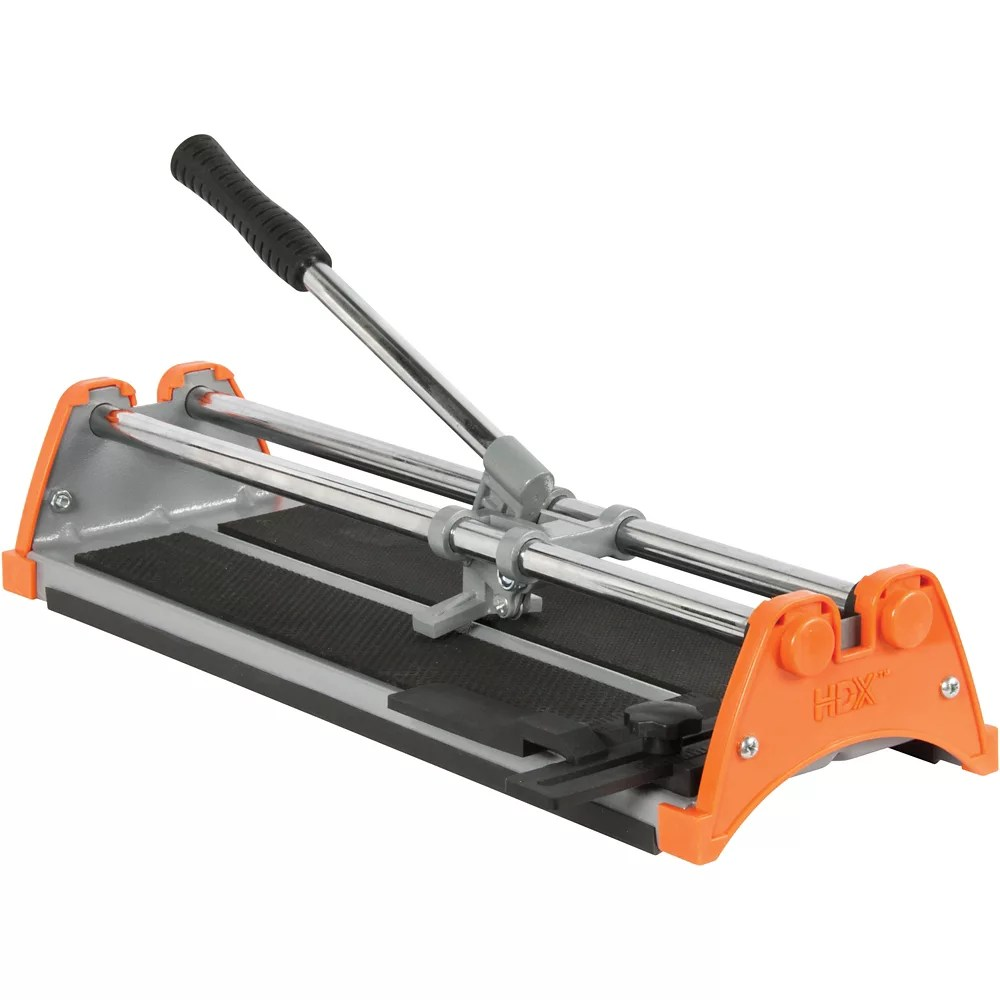 14 inch manual tile cutter with 1 2 inch cutting wheel