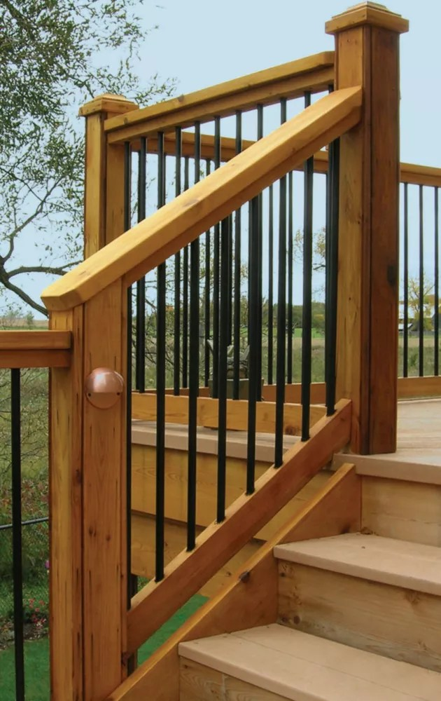 outdoor stairs the home depot canada