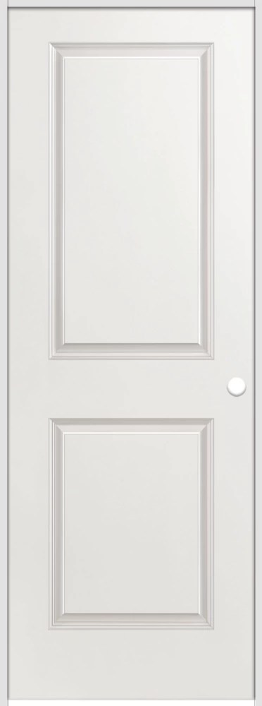 masonite 32 inch x 80 inch lefthand primed 2 panel smooth Masonite 32 Inch X 80 Inch 6 Panel Textured Bifold Door id=70005