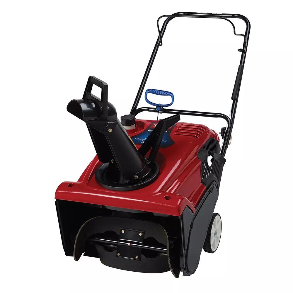 Toro Power Clear 721 E 21 Inch Single Stage Gas Snowblower The Home Depot Canada