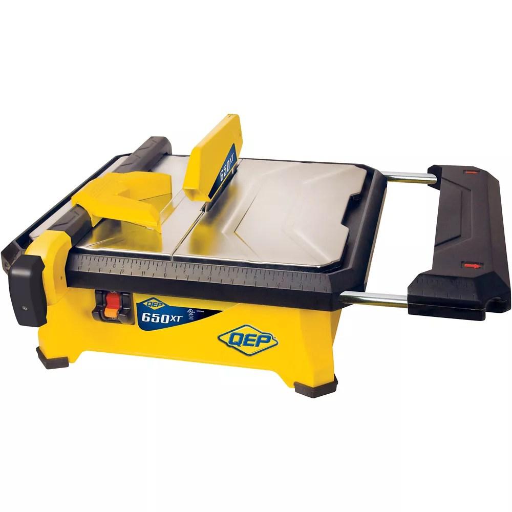 3 4 hp 120v wet tile saw