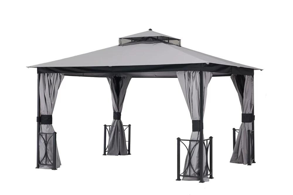 10 x 12 belcourt gazebo replacement canopy