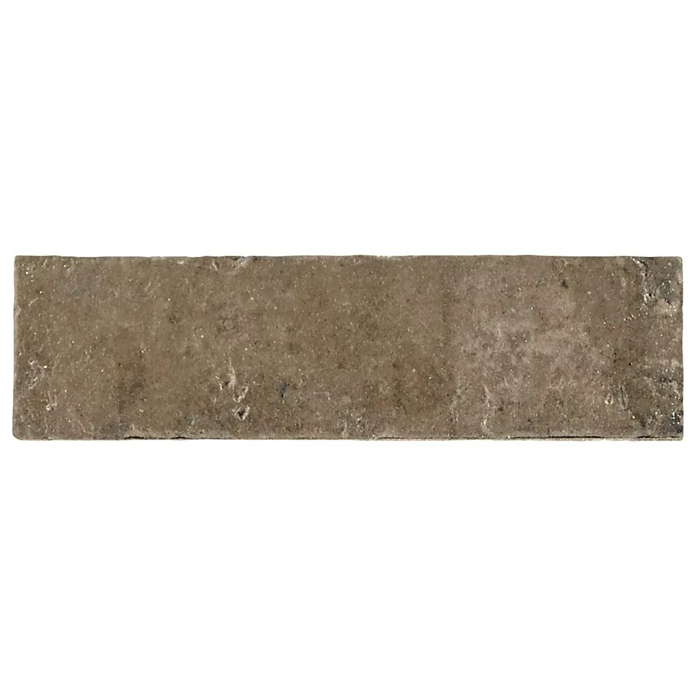 barrie brick rustic red 2 inch x 8 inch paver floor and wall tile 6 24 sq feet case