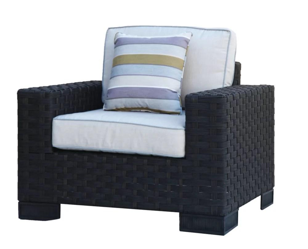 hestia wicker patio club chair