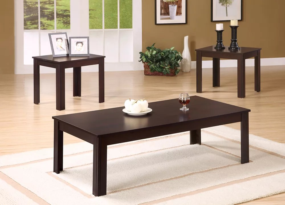 View End Tables For Living Room Set Of 3 Background
