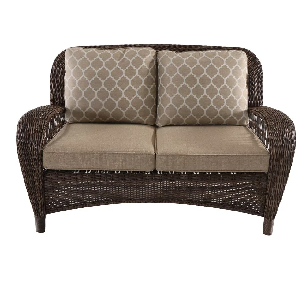 patio sofas loveseats the home