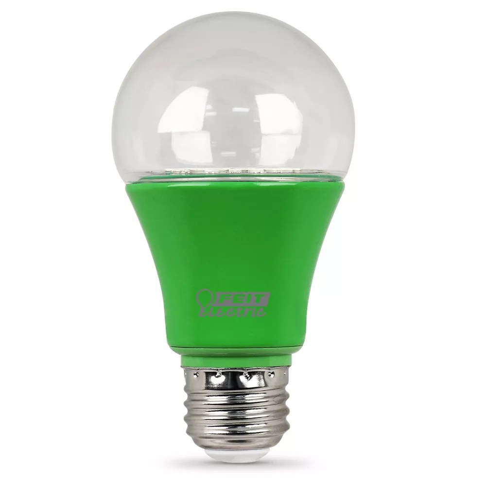 Feit Electric 60 Watt Equivalent A19 Medium E26 Base Indoor Greenhouse Full Spectrum Led P The Home Depot Canada