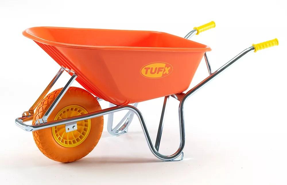 Tufx Px120f X7 6 Cu Ft Wheelbarrow The Home Depot Canada