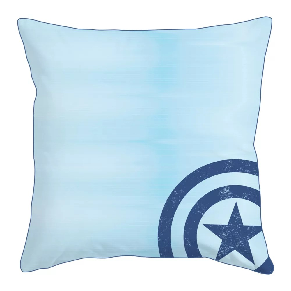 adult captain america da c cor pillow