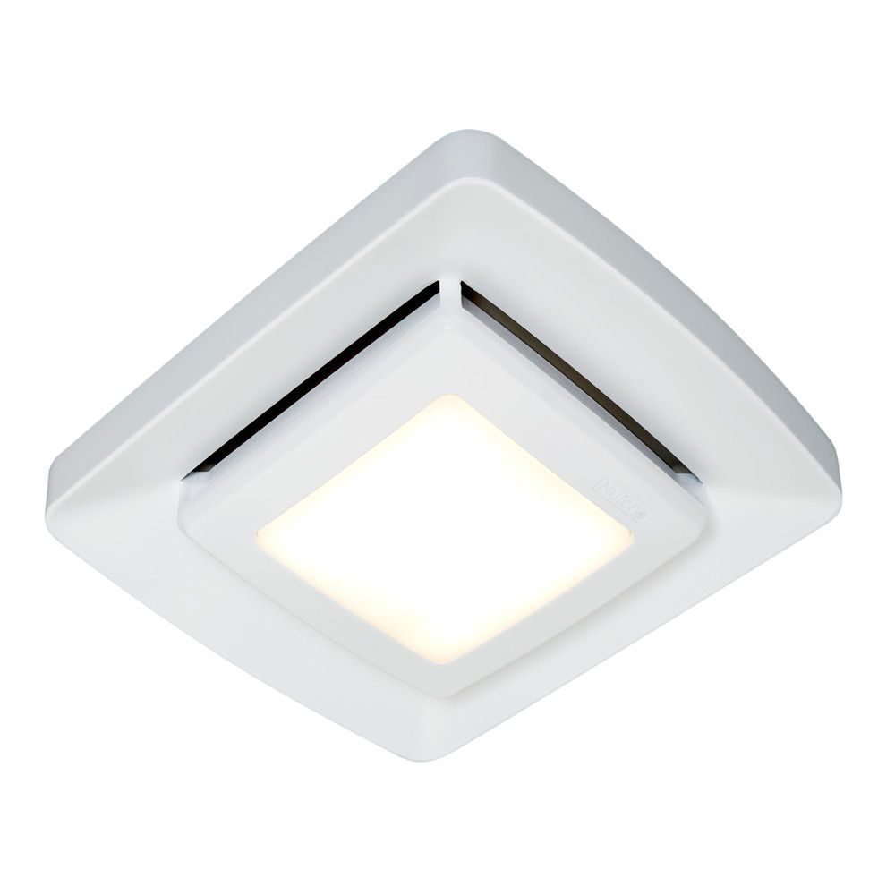 bathroom exhaust fan upgrade grille cover with led light