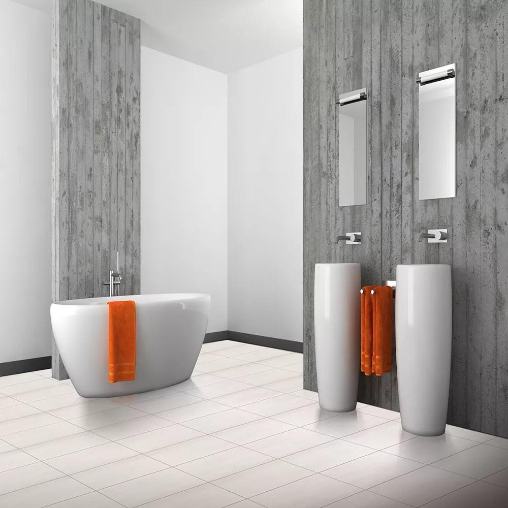 true grout 12 inch width x 48 inch length blanco drop lock vinyl tile flooring 24 27 sq ft case