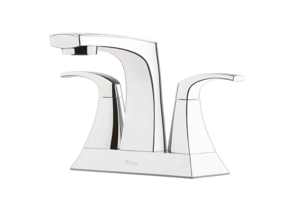 karci 2h centerset lav faucet in chrome