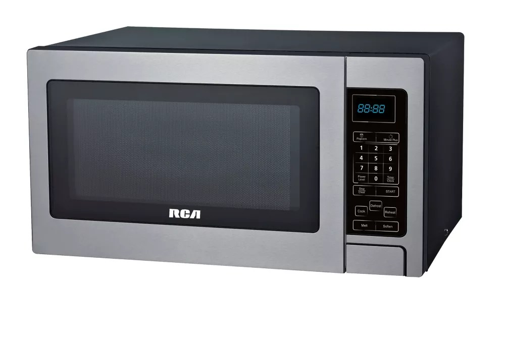 0 7 cu ft microwave in stainless steel