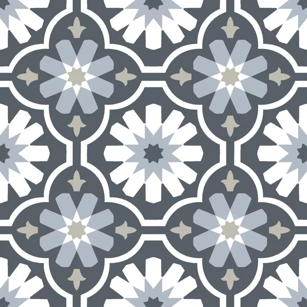 sevilla peel stick floor tiles set of 20