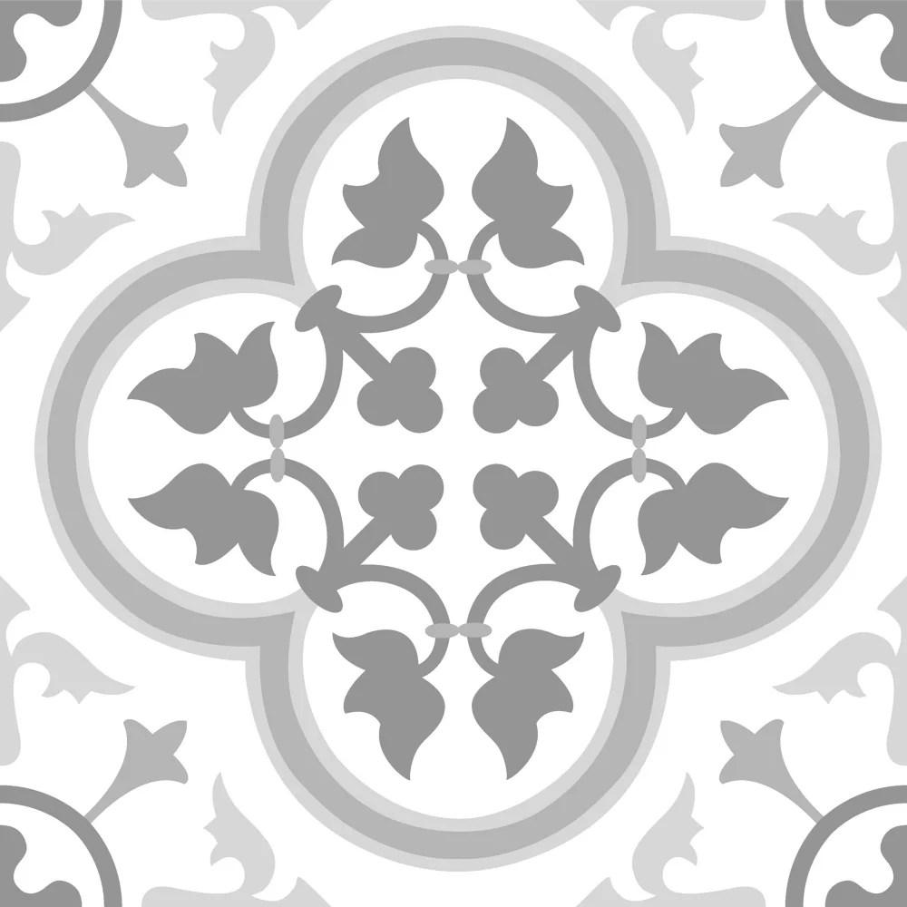 remy peel stick floor tiles set of 20