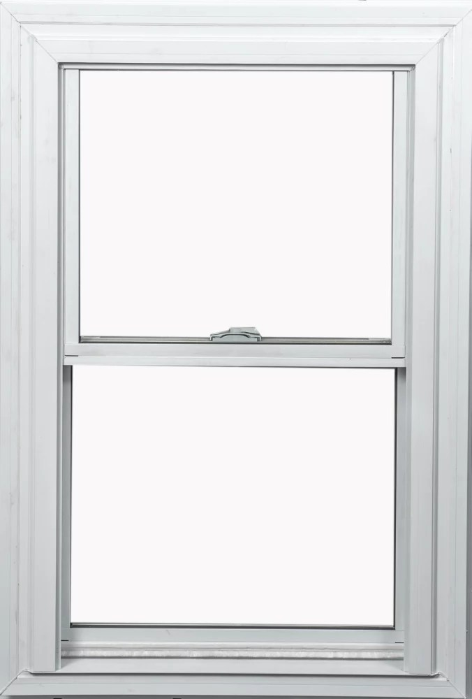Farley Windows 24 Inch X 36 Inch Double Hung White Window With Vertex3 Technology And Ener The Home Depot Canada