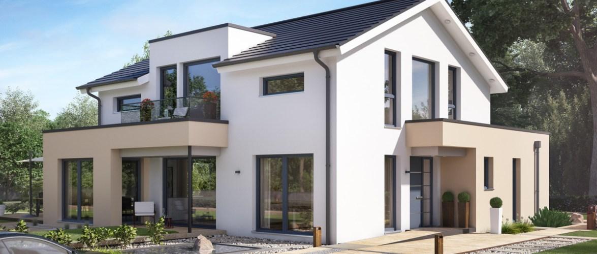 5 Bedrooms Home Plan Concept-M 155