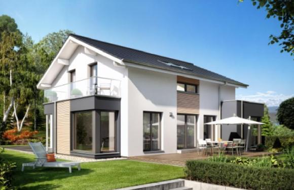 5 Bedrooms One-family House EVOLUTION 152 V5