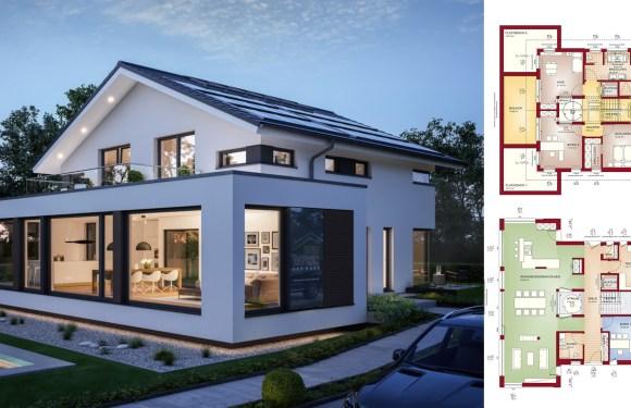 Modern Home Design Concept-M 210