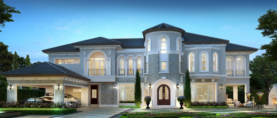 House Style Gracious 601sq.m 5rooms
