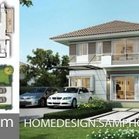 139Sqm 3 Bedrooms Home design idea