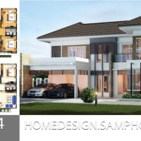 House Plans idea 18x14 with 4 bedrooms