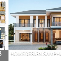 House Plans Idea 15x13 with 4 Bedrooms