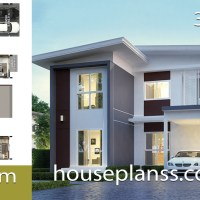 House Design Idea 12x10 with 3 bedrooms