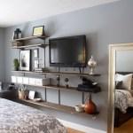Tv Wall Shelf Design Ideas Novocom Top