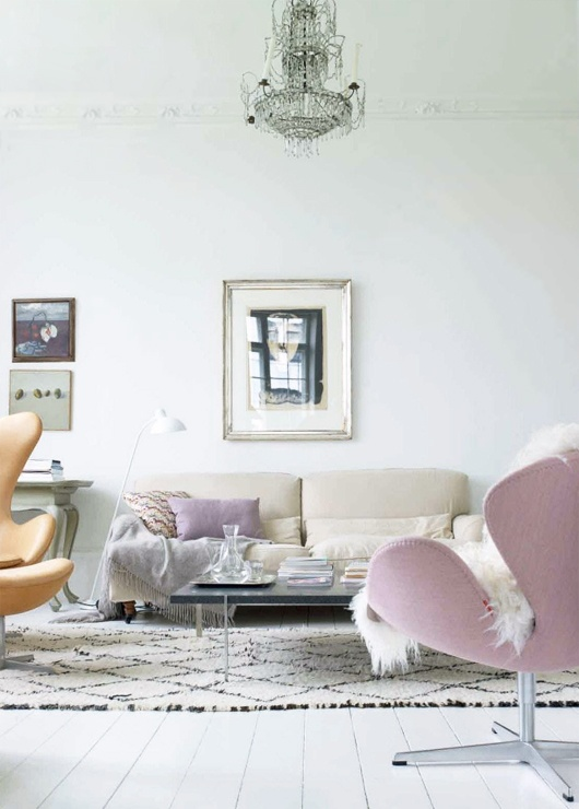 Pastel Color Palette Living Room HomeDesignBoard