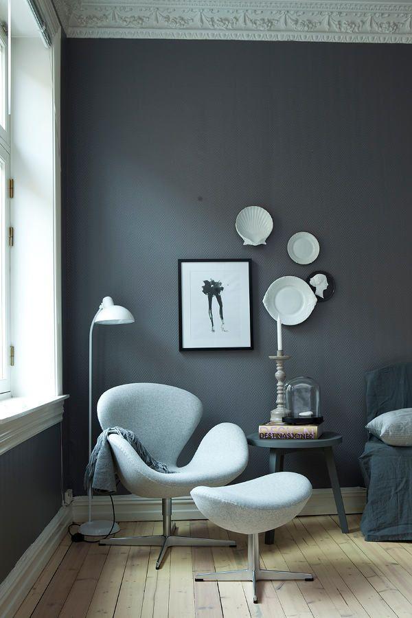 Swan Chair By Arne Jacobsen HomeDesignBoard