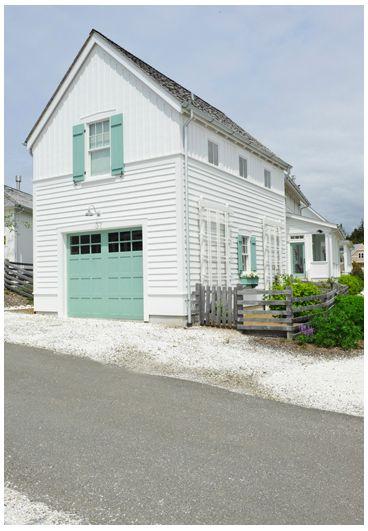 Garage Door Color | Home Design Improvements on Garage Door Colors  id=99533