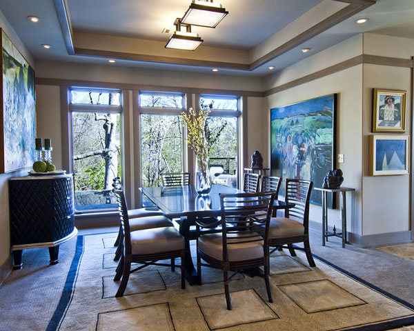 A Collection of 20 Well-Designed Dining Rooms | Home ...
