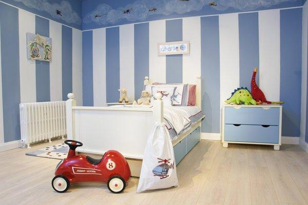 Comfortable Child's Bedroom Design