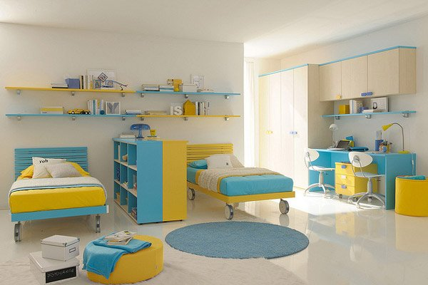 Exciting Child's Bedroom Design
