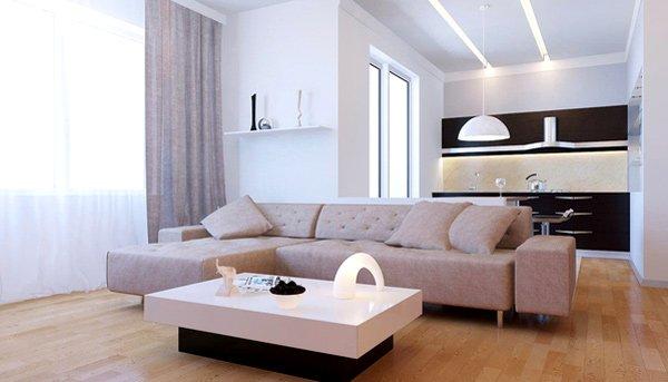 21 Stunning Minimalist Modern Living Room Designs for a ... on Minimalist Room Design  id=27764