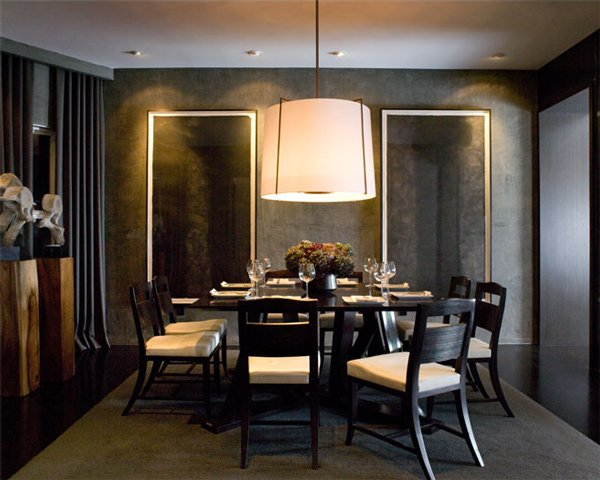 15 Adorable Contemporary Dining Room Designs