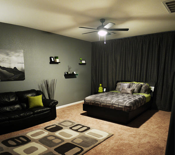 15 Cool Boys Bedroom Designs Collection | Home Design Lover on Bedroom Ideas For Guys  id=94450