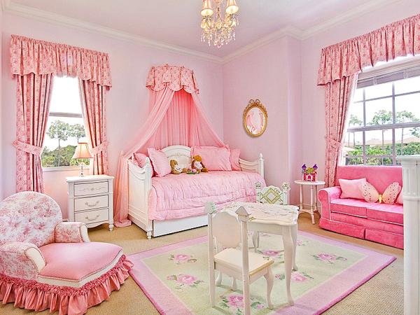 15 Pink Nursery Room Design Ideas For Baby Girls Home Design Lover