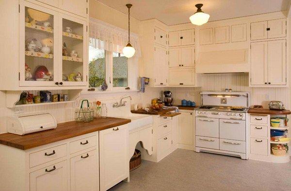 15 wonderfully made vintage kitchen