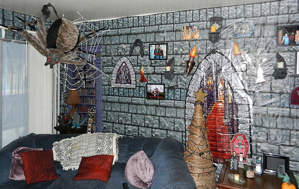 15 Spooky Halloween Home Decorations Home Design Lover